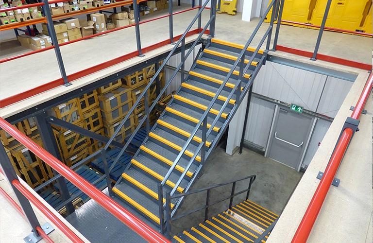 UK Industrial Steel Fabrication