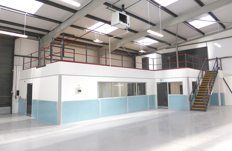 Best Mezzanine Floor Installations UK