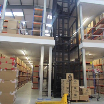 Multi storey Goods Lift