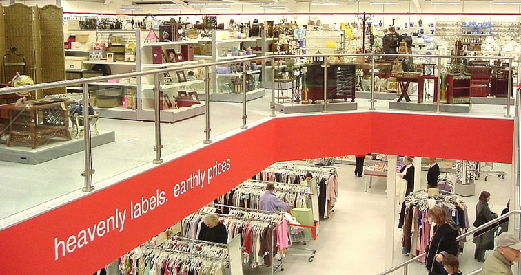 Retail Fit Out on Mezzanine Floor