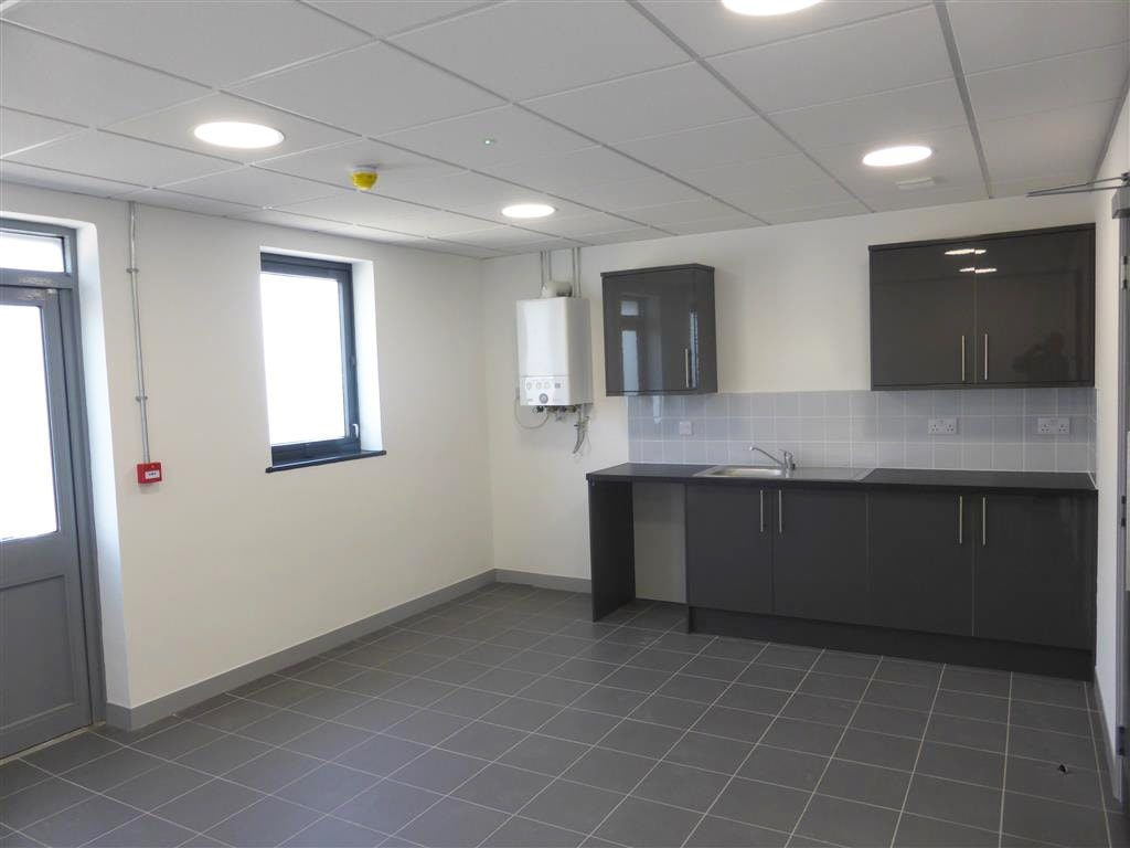 Warehouse Kitchen Fit Out