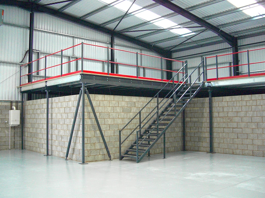 Sheffield Mezzanine Floor Level