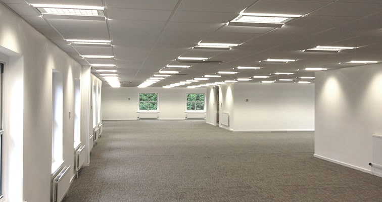 Office Refurb and Dilap