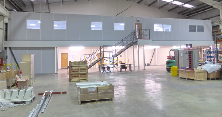 Office Use Mezzanine Floor