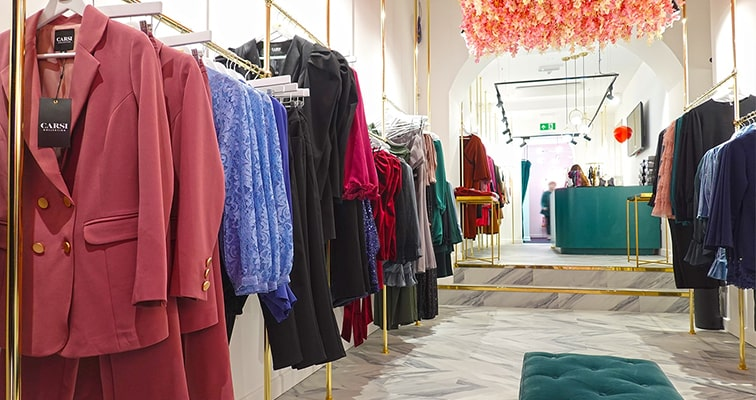 Retail Fit Out Store Fitting