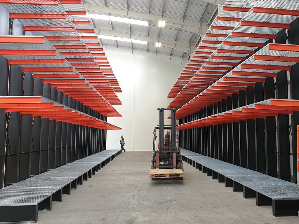 Cantilever Racking London