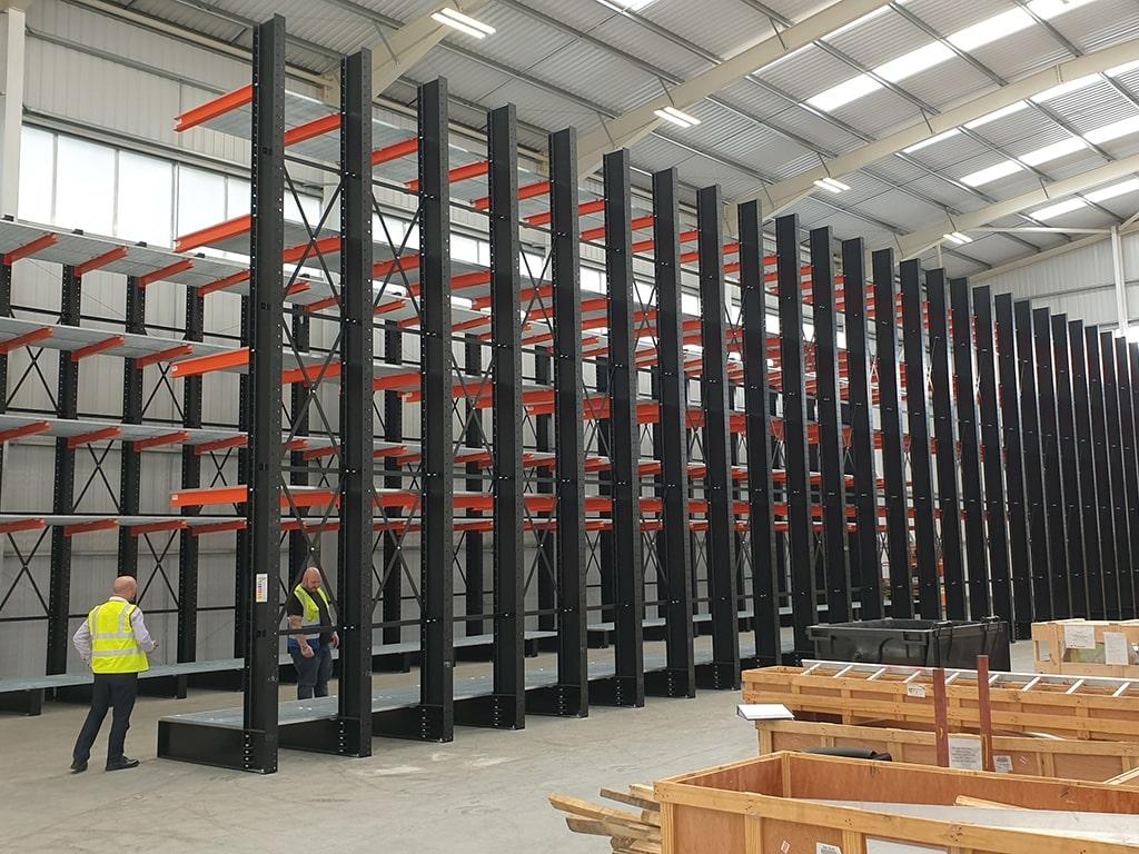 Heavy Duty Warehouse Racking