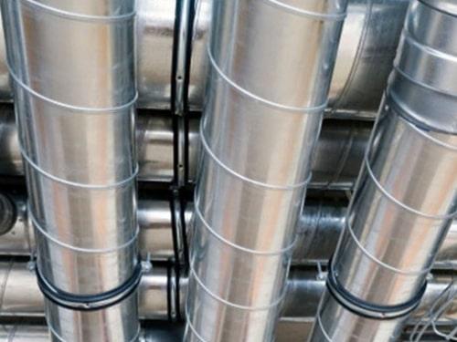 Industrial Ventilation Shafts