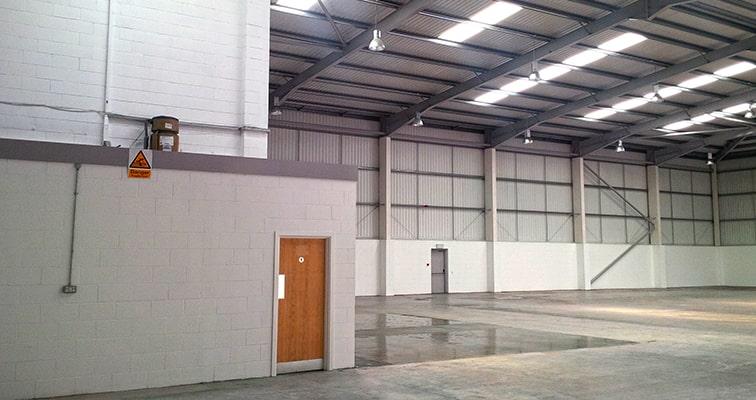 Warehouse Dilapidation