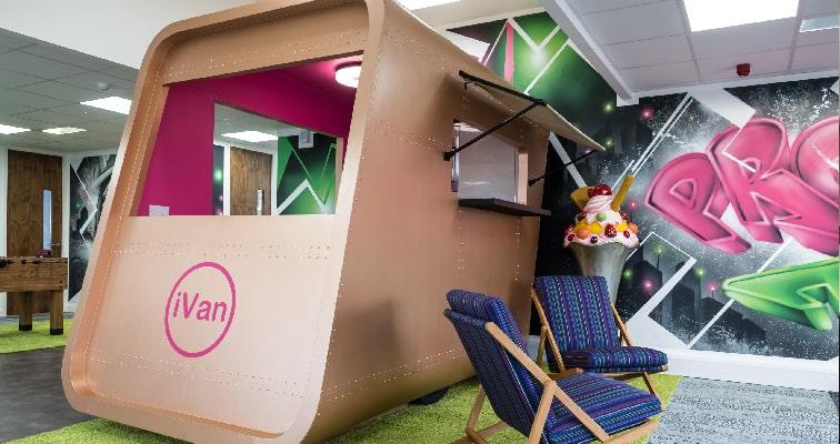 Bespoke interior Design and Build ivan