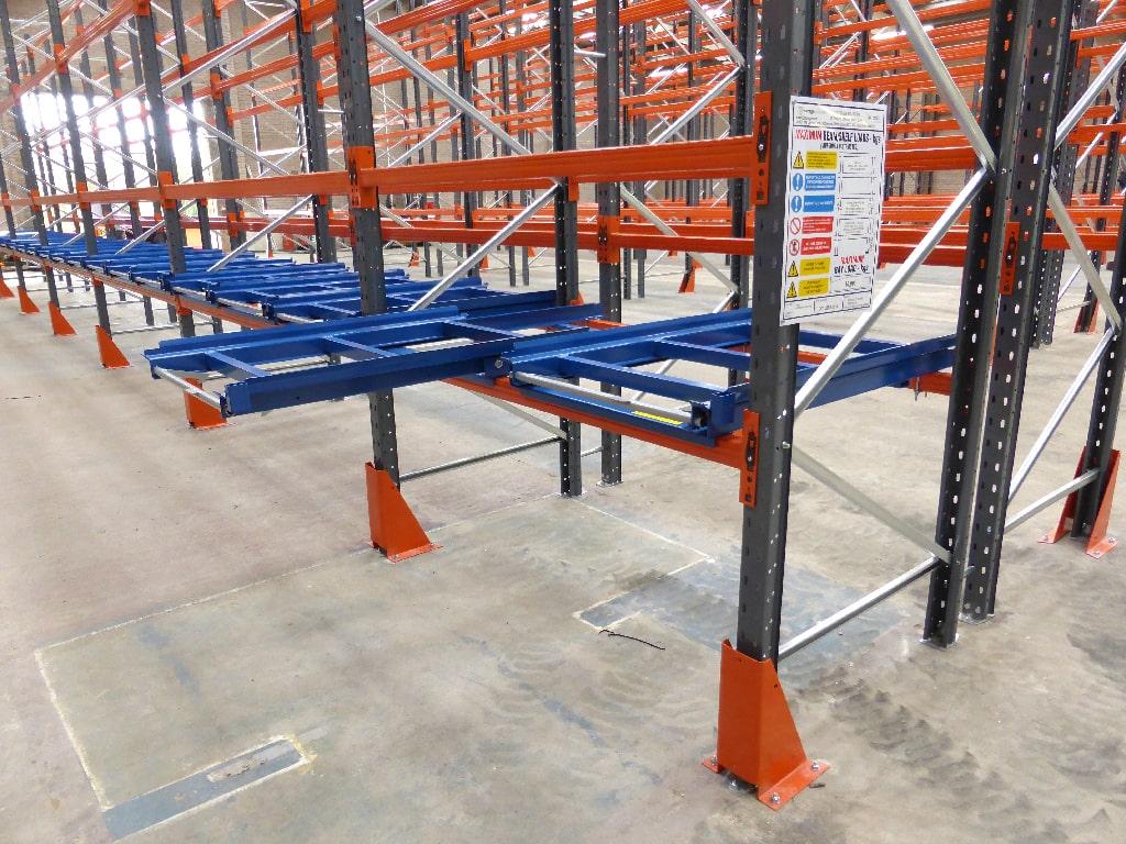 Sandiacre Warehouse Pallet Racking
