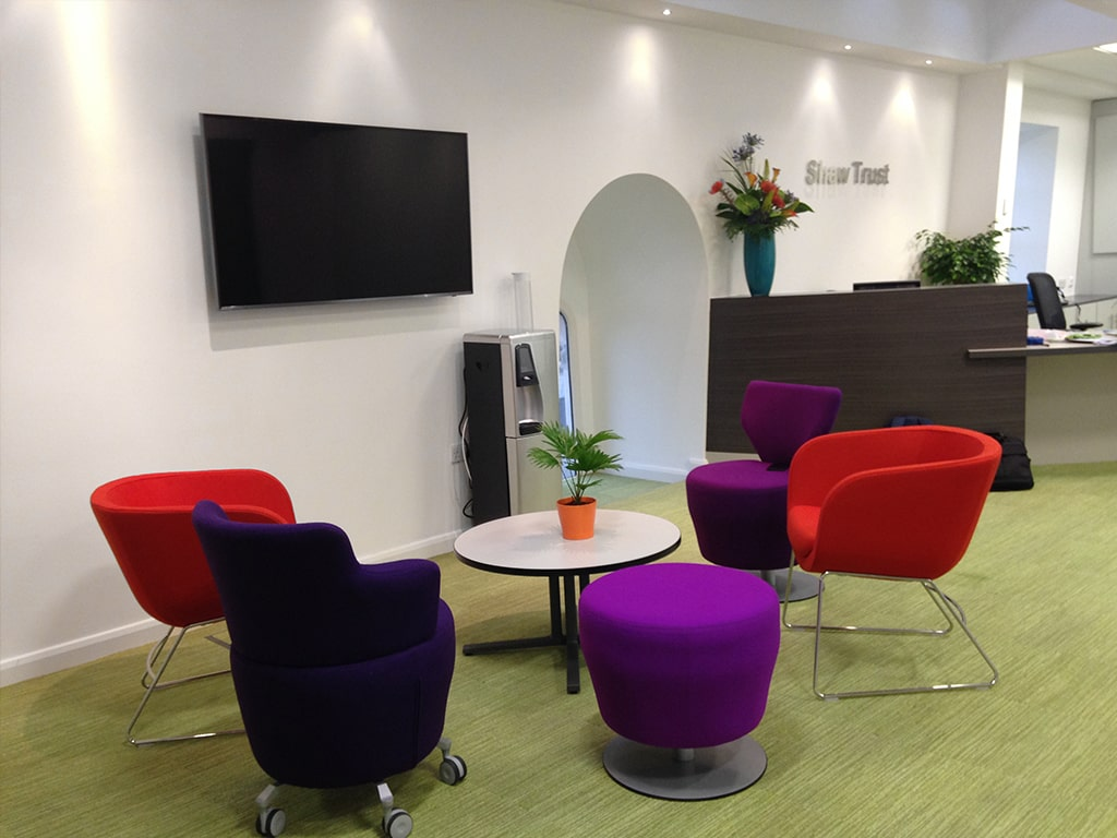 Bristol Reception Design