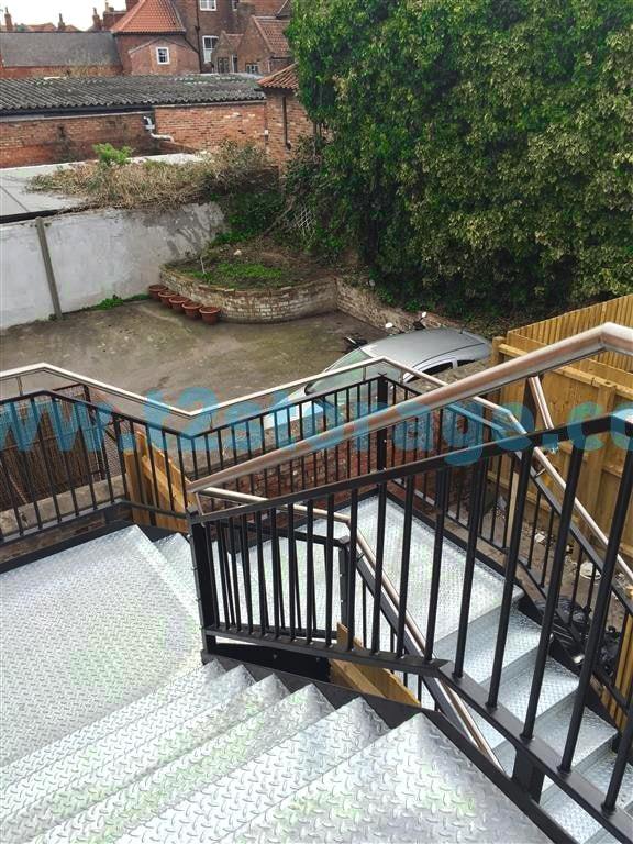 Escape Staircase Newark