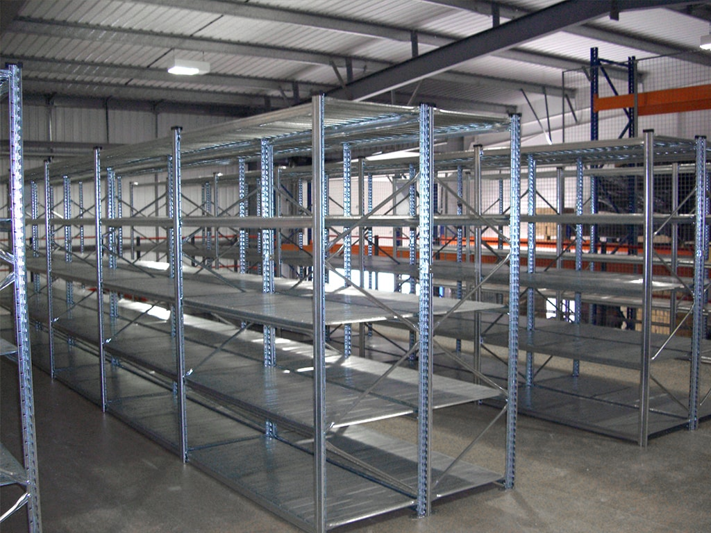 Nottingham Warehouse Shelving