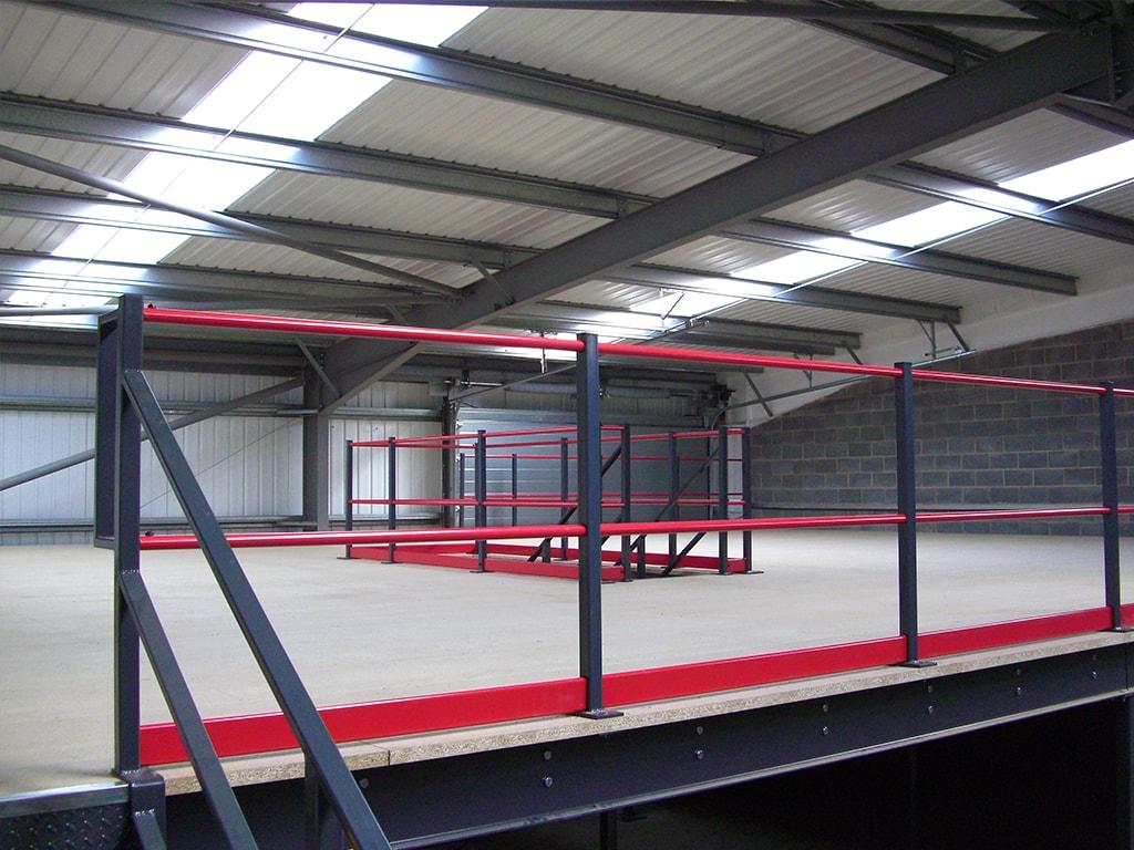 Mezzanine Floor Planning Staffordshire