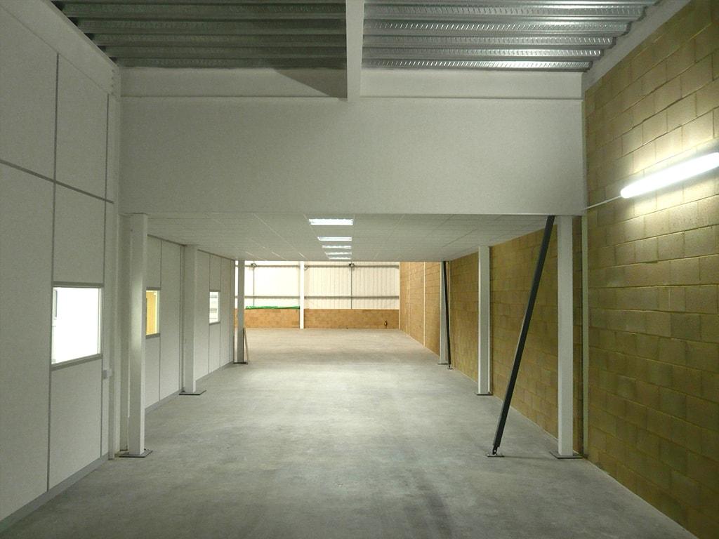 Milton Keynes Mezzanine Floor