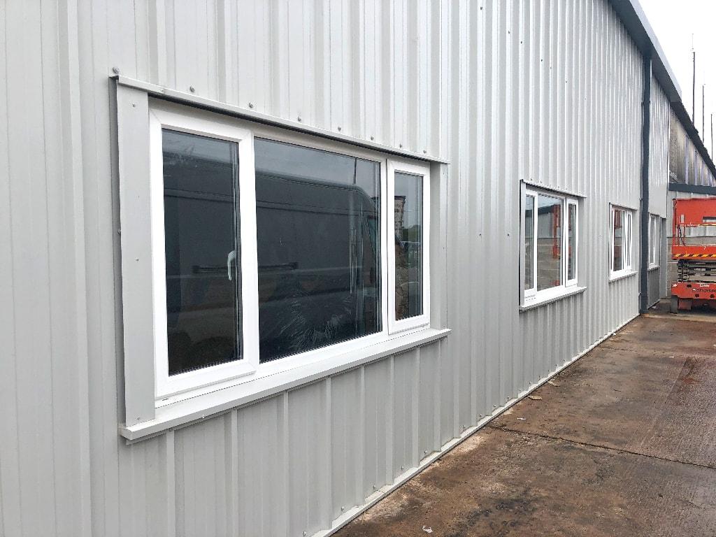Warehouse Double glazed windows