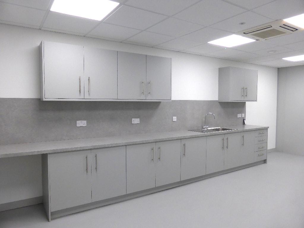 Nottingham kitchen Installation