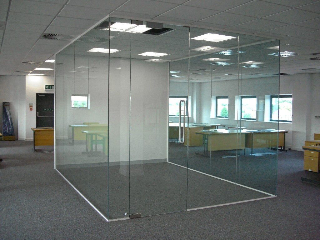 Mansfield Glazed Partitioning