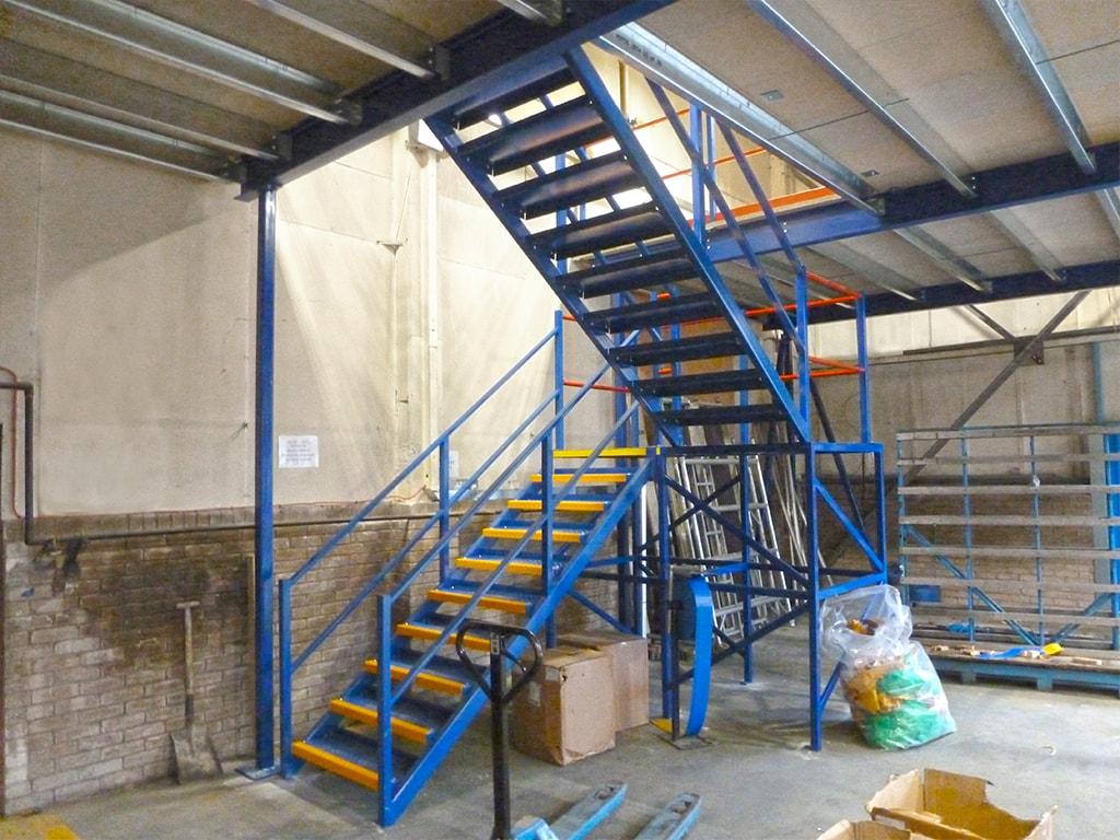 Mezzanine platform Bolton
