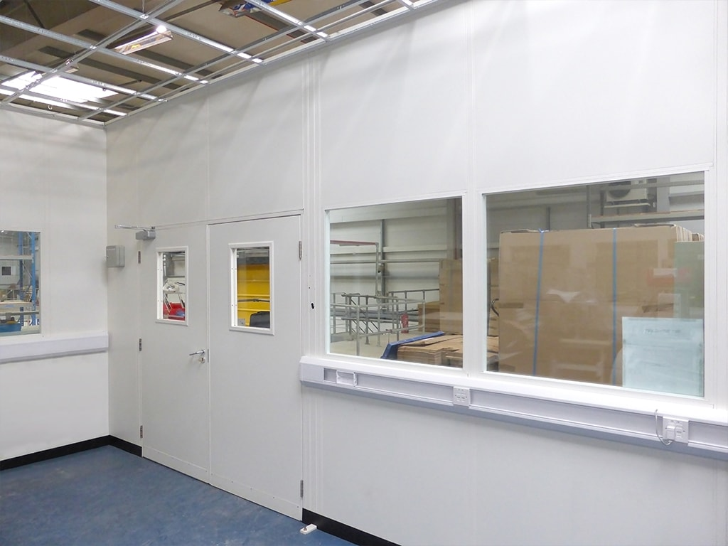 Factory Steel Partition Office