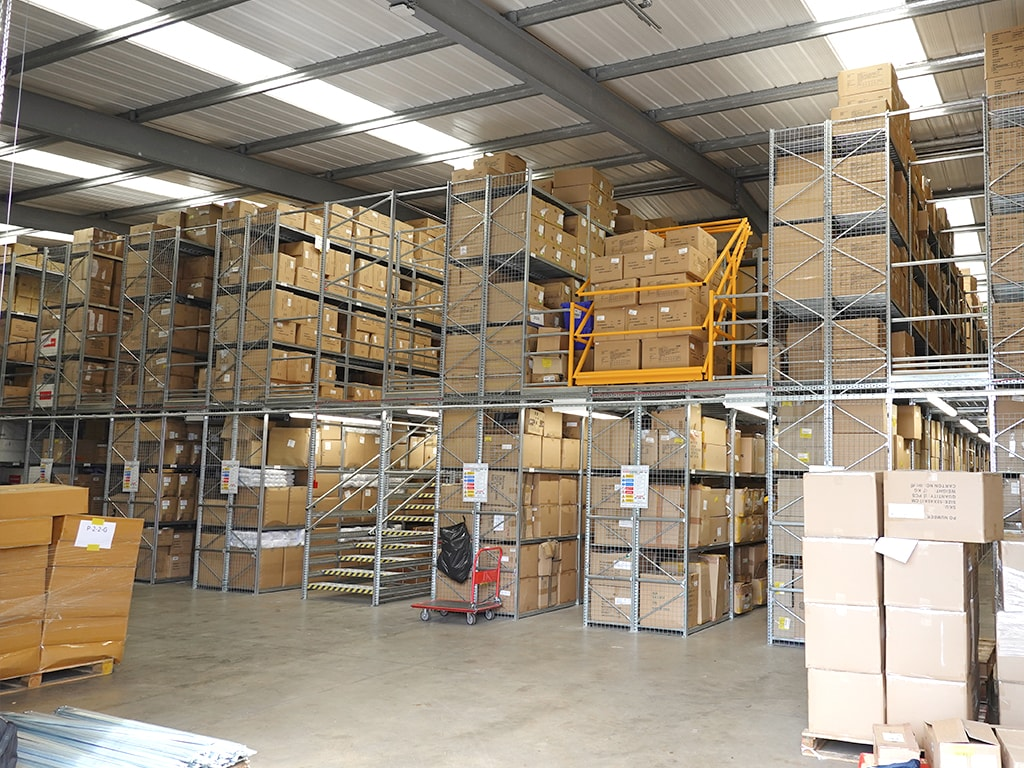 Warehouse Shelving Solutions Manchester